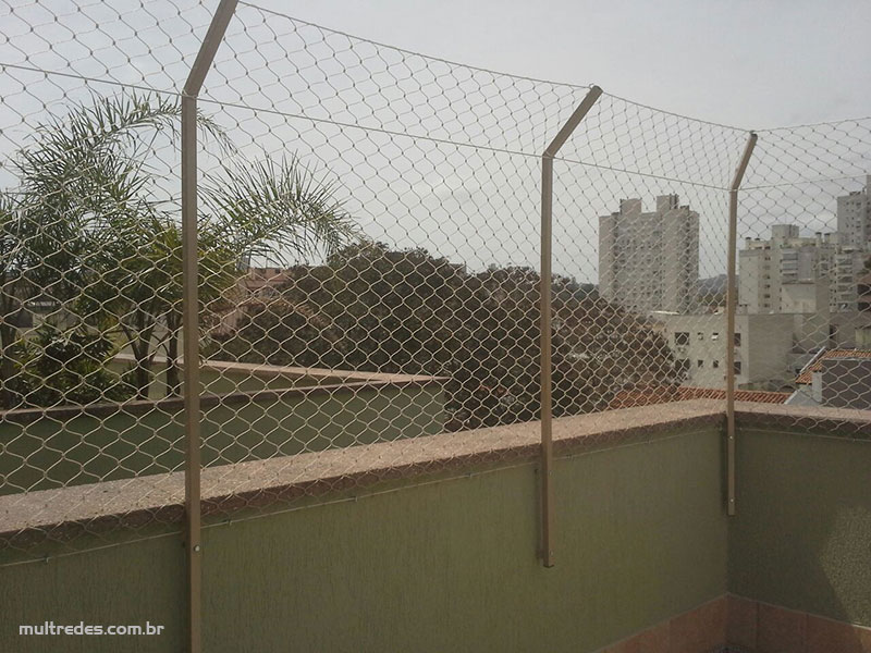 6b8caf9c0 ... Redes de Proteção em Coberturas - Redes em Terraços - Multredes - Porto  Alegre - Brasil ...