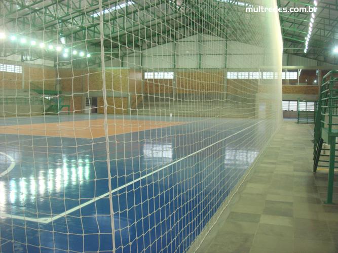 b836e021c7 Redes de Proteção em Quadras Esportivas - Ginásios - Campos de Futebol -  Multredes - Porto Alegre